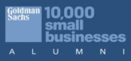Goldman Sachs Small Business Logo