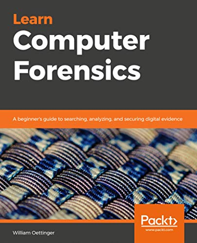 Computer Forensics book cover