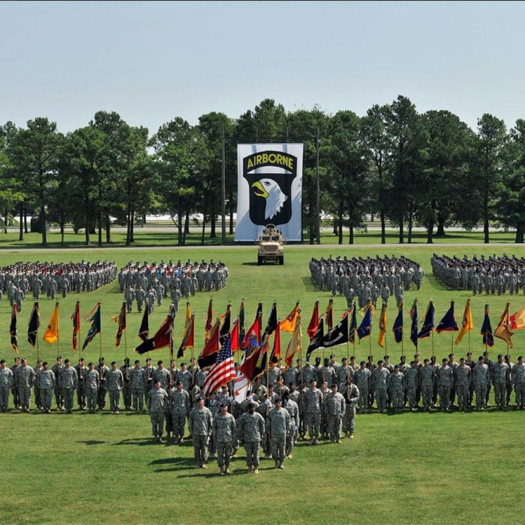 101st Airborne, Ft. Campbell