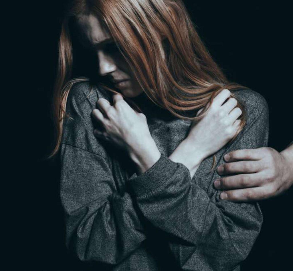 Fearful-rape-victim
