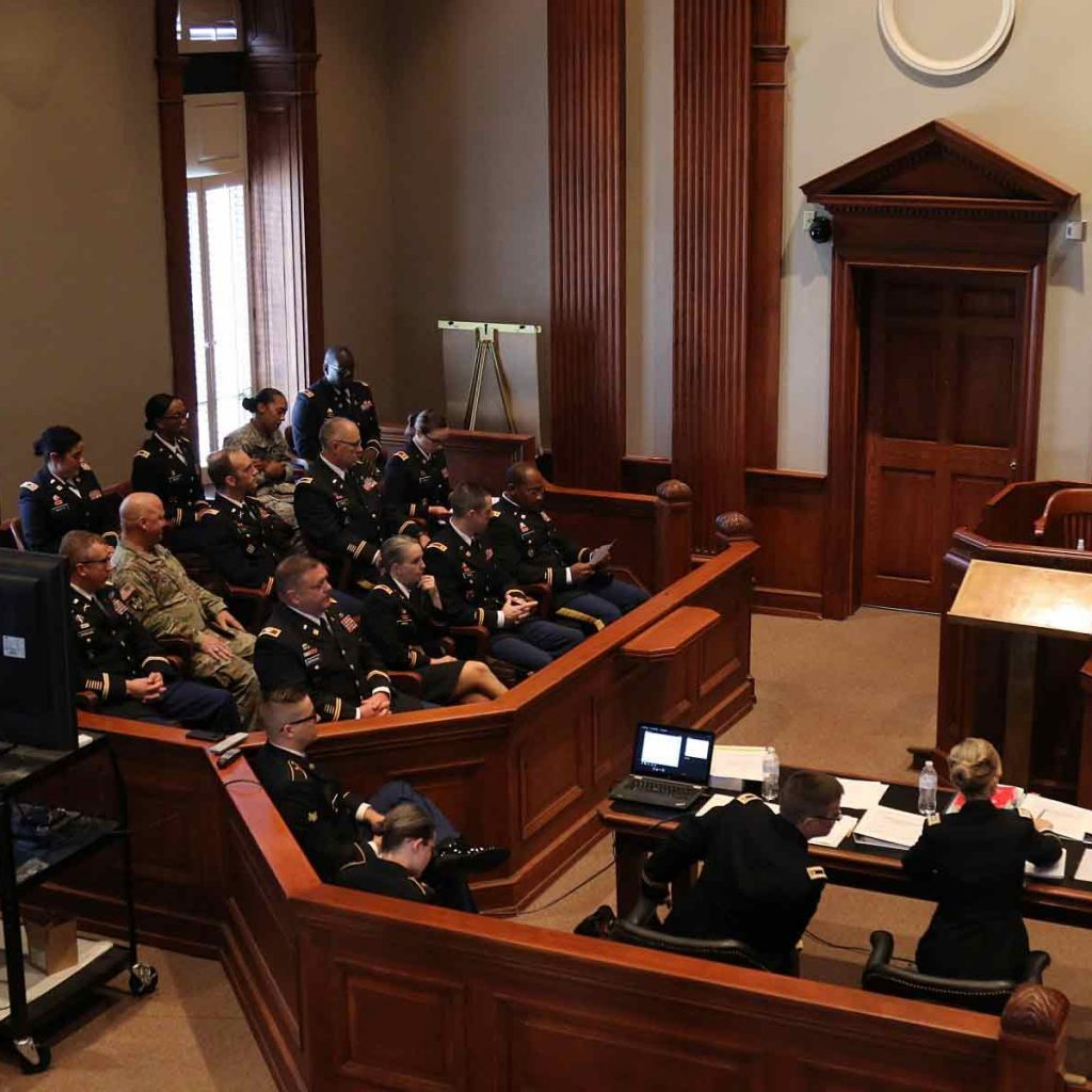 No Court Martial Charges Preferred